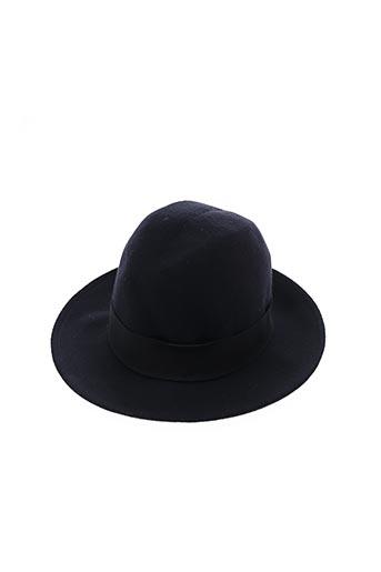 Chapeau bleu PAUL SMITH pour femme