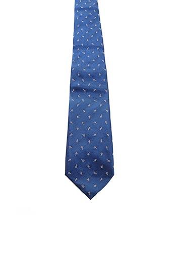 Cravate bleu KENZO pour homme