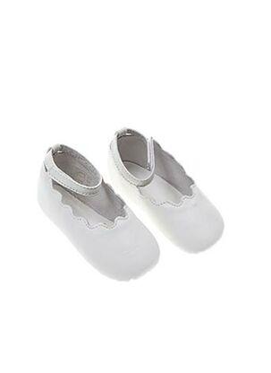 Ballerines blanc CHLOE pour fille