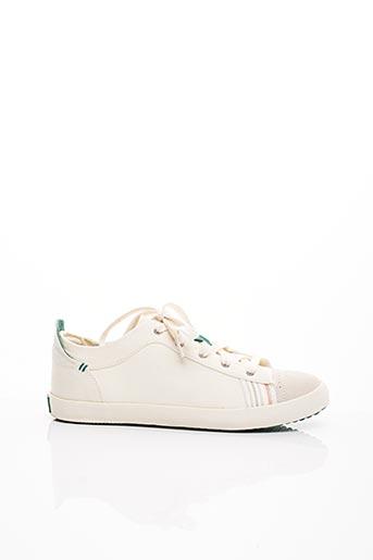 Baskets blanc PAUL SMITH pour fille