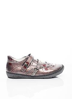 Baskets rose BELLAMY pour fille