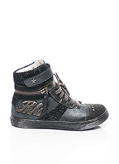 Bottines/Boots gris IKKS JUNIOR pour fille