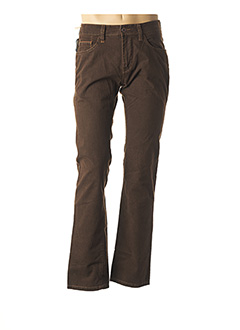 Pantalon casual marron CAMEL ACTIVE pour homme