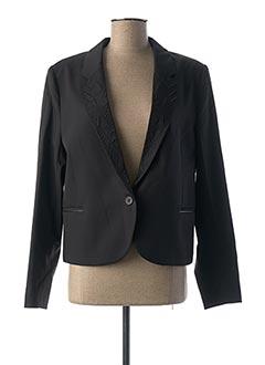 Veste chic / Blazer noir IKKS pour femme