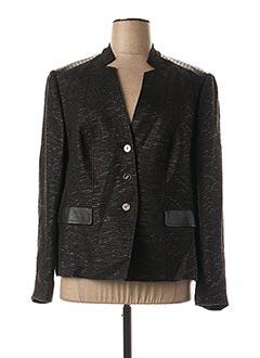 Veste casual noir BASLER pour femme