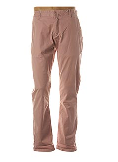 Pantalon casual rose MINIMUM pour homme