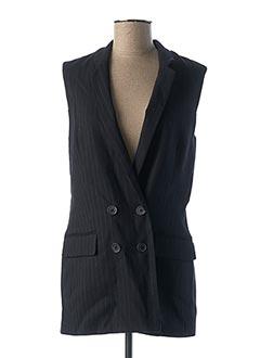 Veste chic / Blazer bleu YAYA pour femme