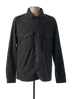 Veste casual gris SCOTCH & SODA pour homme