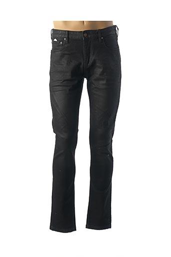 Jeans skinny noir SCOTCH & SODA pour homme