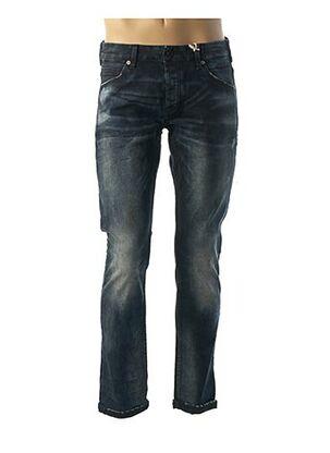 Jeans coupe slim bleu SCOTCH & SODA pour homme