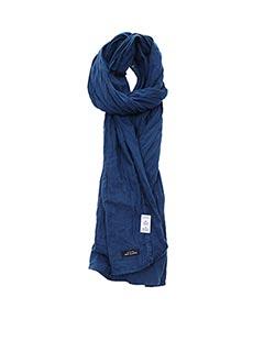 Foulard bleu SCOTCH & SODA pour homme