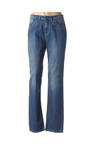 Jeans boyfriend bleu KANOPE pour femme