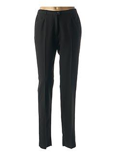 Pantalon chic noir CHRISTIAN MARRY pour femme