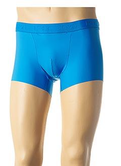 Shorty/Boxer bleu HOM pour homme