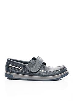 Chaussures bâteau bleu ARIMA pour homme