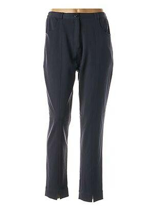 Pantalon 7/8 bleu ENJOY pour femme