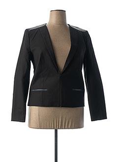 Veste chic / Blazer noir NAF NAF pour femme