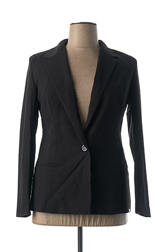 Veste chic / Blazer noir FIGL pour femme