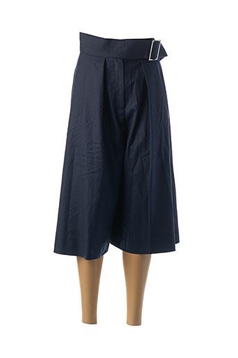 Jupe longue bleu CACHAREL pour femme