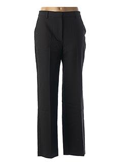 Pantalon casual noir NAF NAF pour femme