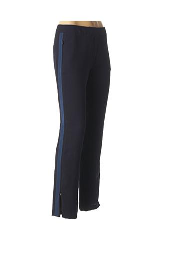 Pantalon casual bleu ZAPA pour femme