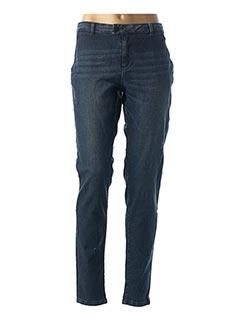 Jeans skinny bleu NAF NAF pour femme