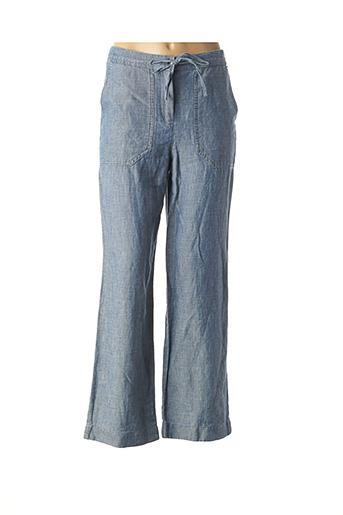 Pantalon casual bleu COP COPINE pour femme