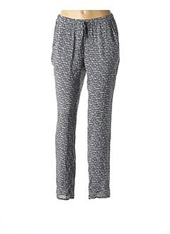 Pantalon 7/8 gris NAF NAF pour femme
