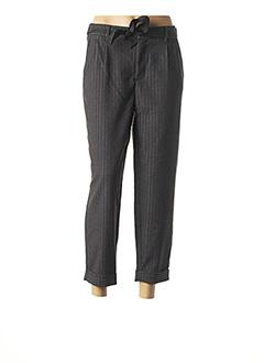 Pantalon 7/8 gris ONLY pour femme