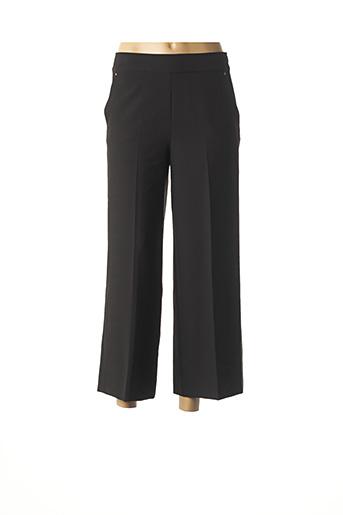 Pantalon 7/8 noir COP COPINE pour femme