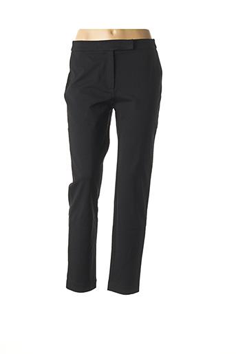 Pantalon chic noir BROOKS BROTHERS pour femme