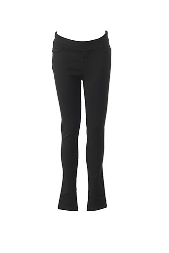 Pantalon casual noir COLLECTION IRL pour femme