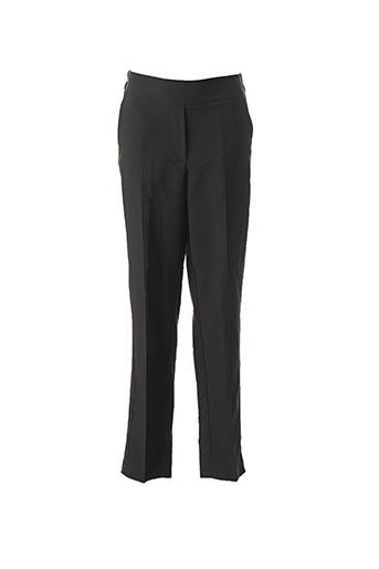 Pantalon casual noir IN&DIT pour femme