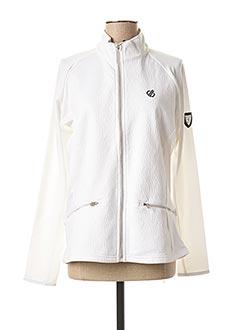 Veste casual blanc DARE 2 BE pour femme
