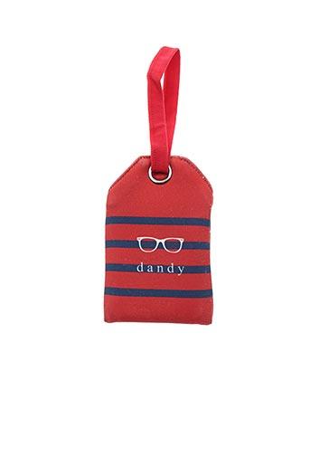 Accessoire divers rouge DANDY NOMAD pour femme