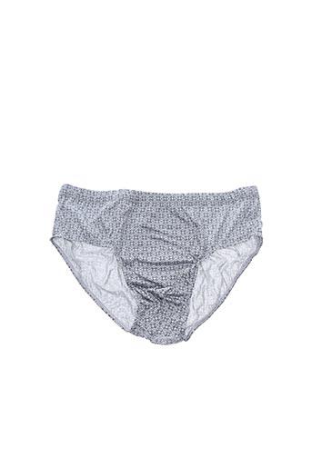 Slip/Culotte gris EMINENCE pour homme