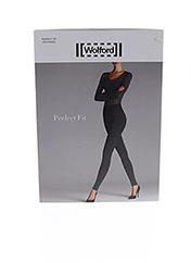 Panty noir WOLFORD pour femme seconde vue