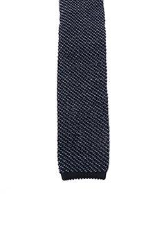 Cravate bleu RALPH LAUREN pour homme