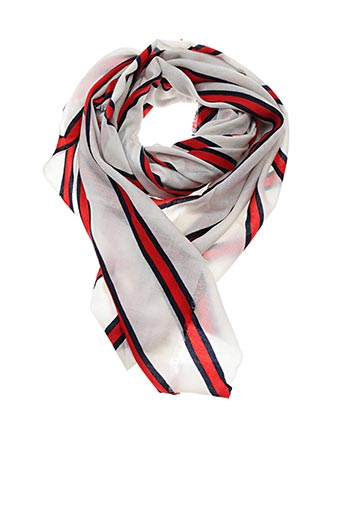 Foulard rouge BY MALENE BIRGER pour femme
