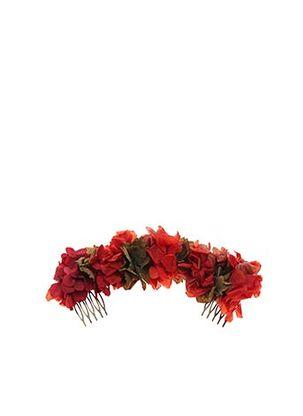 Accessoire pour cheveux rouge LES COURONNES DE VICTOIRE pour femme