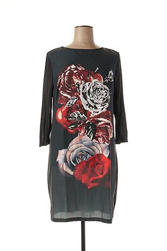 Chemise de nuit noir REGENCE pour femme