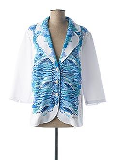 Veste casual blanc FUEGOLITA pour femme