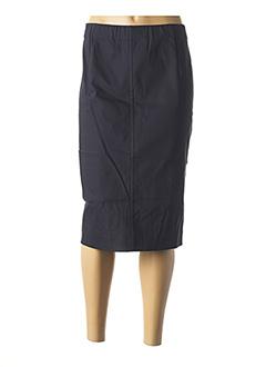 Jupe mi-longue bleu ATELIER GARDEUR pour femme
