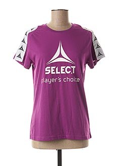 Produit-T-shirts-Femme-SELECT