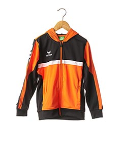 Veste casual orange ERIMA pour enfant