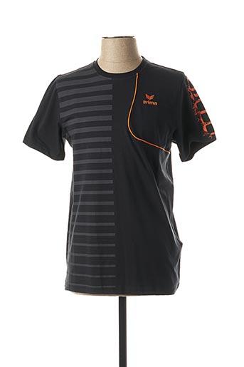 T-shirt manches courtes gris ERIMA pour homme