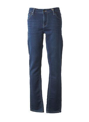 Jeans coupe droite bleu CAMBERABERO pour homme