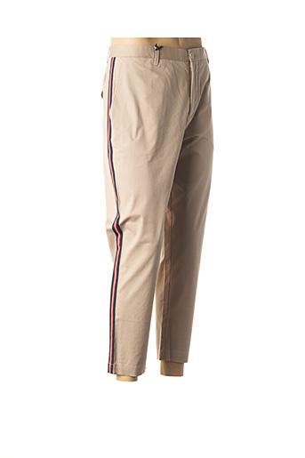 Pantalon chic beige JOHN BARRITT pour homme