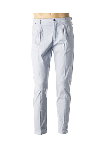 Pantalon chic bleu AT.P.CO pour homme