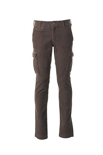 Pantalon casual marron AT.P.CO pour homme